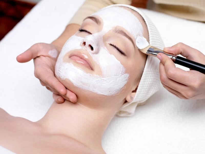 masaž obličeje